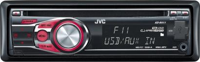 JVC KD-R411