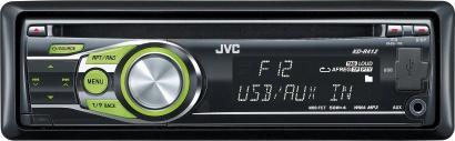 JVC KD-R412