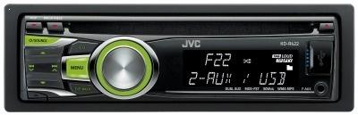 JVC KD-R422