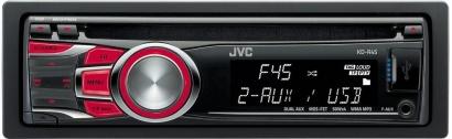 JVC KD R45