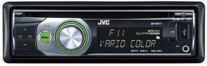 JVC KD-R511
