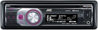 JVC KD-R811