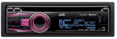 JVC KD R821