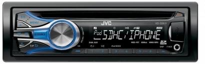JVC KD SD631