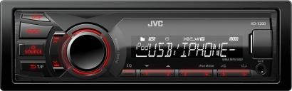 JVC KD X200