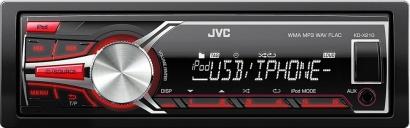 JVC KD X210