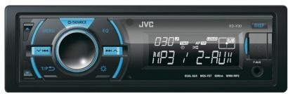 JVC KD X30