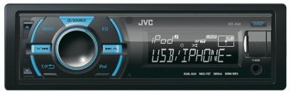 JVC KD X40