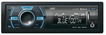 JVC KD X50BT