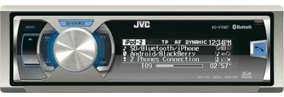JVC KD X70BT