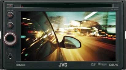 JVC KW AV60 + Bluetooth sada
