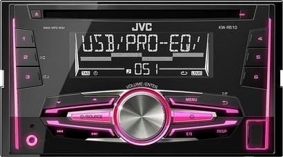 JVC KW R510