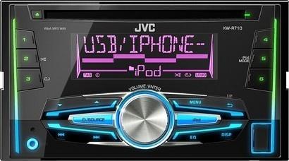 JVC KW R710