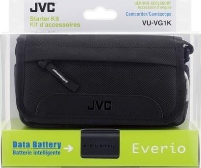 JVC VU VG1 brašna a baterie BN-VG114