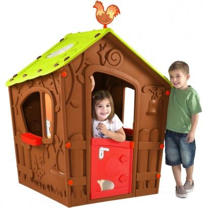 KETER Dětský domek Magic House