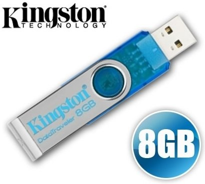 Kingston 442068 Data Traveler 101 8GB