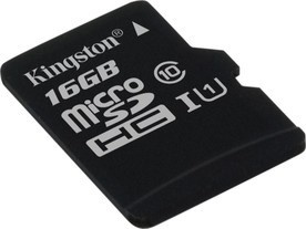 Kingston MicroSDHC 16GB CL10 SP SDC10G2