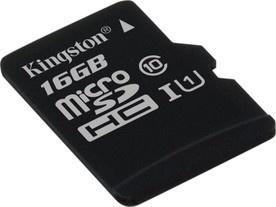 Kingston MicroSDHC 16GB CL10 SP SDC10G2
