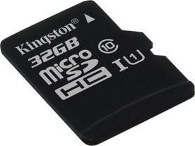 Kingston MicroSDHC 32GB CL10 SP SDC10G2