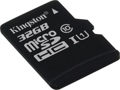 Kingston MicroSDHC 32GB CL10 SP SDC10G2