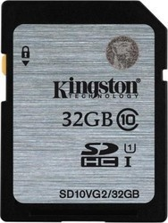 Kingston SDHC 32GB CL10 UHS-I