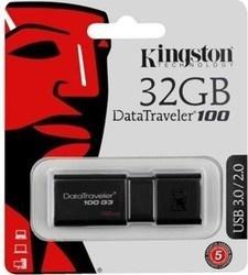 Kingston USB 3.0 32GB DataTraveler 100
