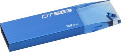 Kingston USB FD 16GB DT SE3 Blue