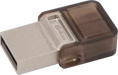 Kingston USB FD 64GB DT DUO OTG