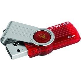 Kingston USB FD 8GB DT 101G2 RD