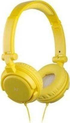KitSound iD,mikrofon,3,5mm, žlutá KSIDYL