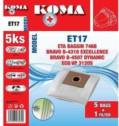 Koma ECG VP 3120S, ETA 7468, Baggin SMS