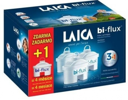 Laica Náhradní filtr Biflux 3+1 ks