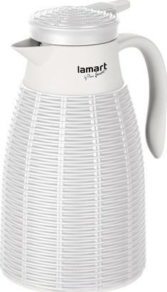 Lamart LT4041 bílá ratan