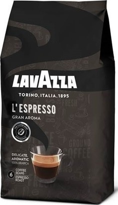 Lavazza Gran Aroma Bar káva zrnková 1000g