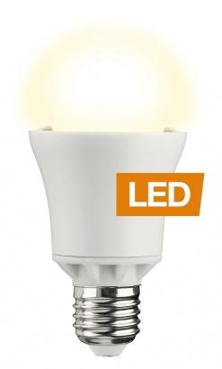 Ledon LED žárovka A65 10W D-CL