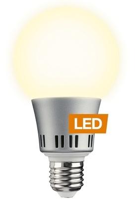 Ledon LED žárovka G80 6W