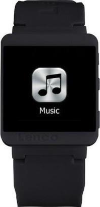 LENCO MP3 Sportwatch 100 černý
