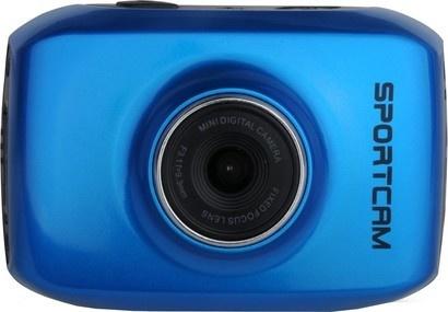 LENCO Sportcam-100 blue