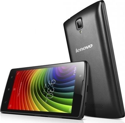 Lenovo A2010 Black + Book pouzdro