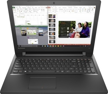 Lenovo IP 300 15,6 N3700 4G 500G+8GB W10