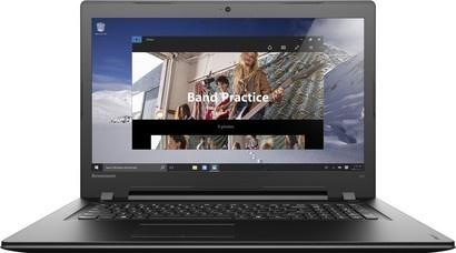 Lenovo IP300 17,3 i7-6500U 8G 1T 2G W10