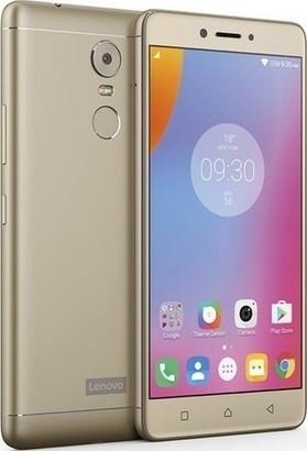 Lenovo K6 Note Dual SIM Gold