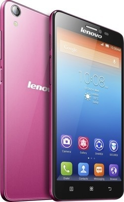 Lenovo S850 5 IPS HD QC Pink