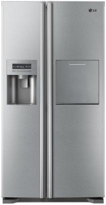 LG GS 7161AEAV + 10 let záruka na kompresor