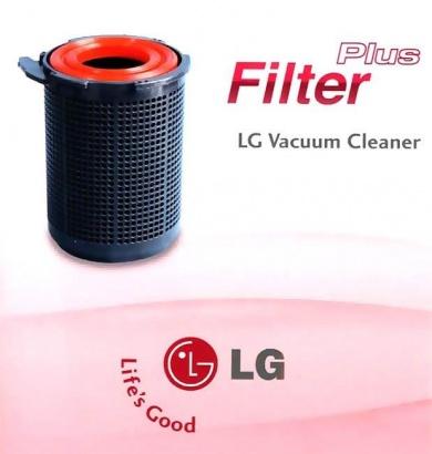 LG OMYVATELNÝ filtr cyklonové nádoby