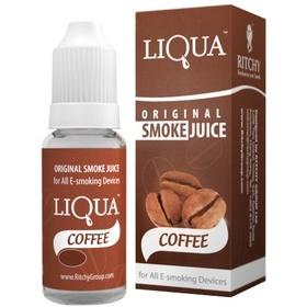 LIQUA káva 18mg 10ml