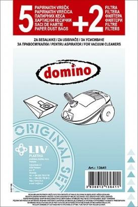 LIV filtrační sáčky Domino/Avant 5+2