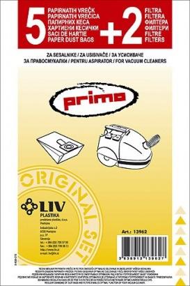 LIV filtrační sáčky Primo/Solo 5+2