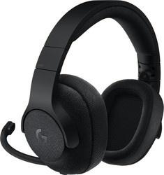 Logitech G433 Gaming Headset Black Emea