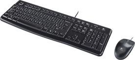 Logitech MK120 Desktop set